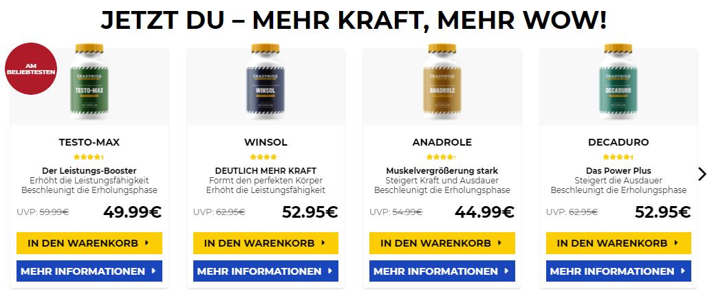Steroide kaufen berlin